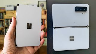 Microsoft Surface Duo 2 photos may have leaked