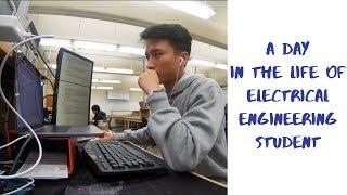 A Day in the life of Electrical Engineering Student | Electrical အင္ဂ်င္နီယာေက်ာင္းသားရဲ႕ တစ္ေန႔တာ