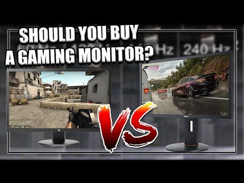 Slow motion] 240Hz vs 144Hz vs 120Hz vs 60Hz - CS:GO - смотреть
