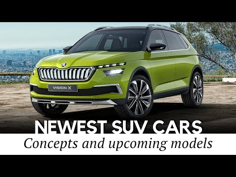 10 Upcoming SUVs And Newest Concept Car Models To Arrive In 2018-2020