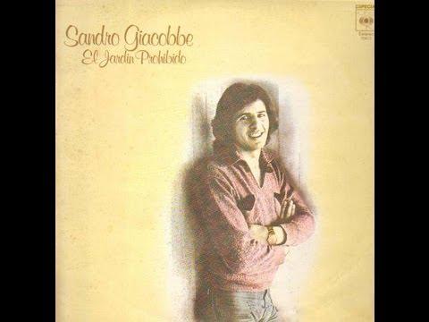 Sandro Giacobbe - El jardín prohibido - Letra