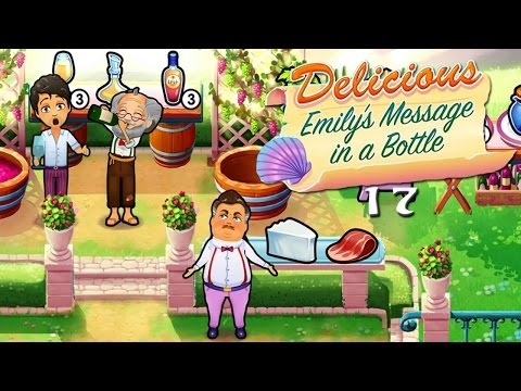 DELICIOUS: EMILY'S MESSAGE IN A BOTTLE • #17 - Guter Wein | Let's Play