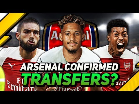 5 POTENTIAL TRANSFERS ARSENAL COULD ANNOUNCE ON THE 1ST OF JULY! | Arsenal Transfer News 2019