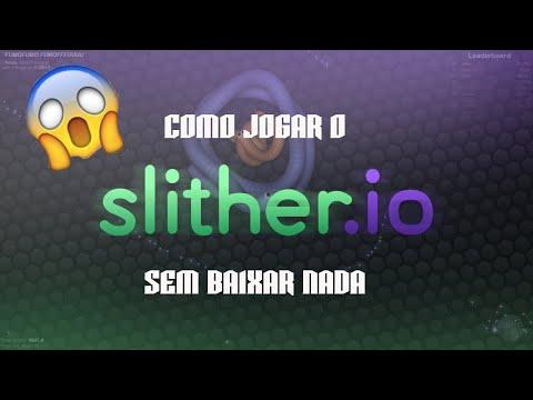 Baixar Slither Io No Putador Gameonlineflash