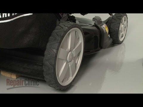 A Craftsman Rear Wheel Self Propelled Lawn Mower Repair Manual