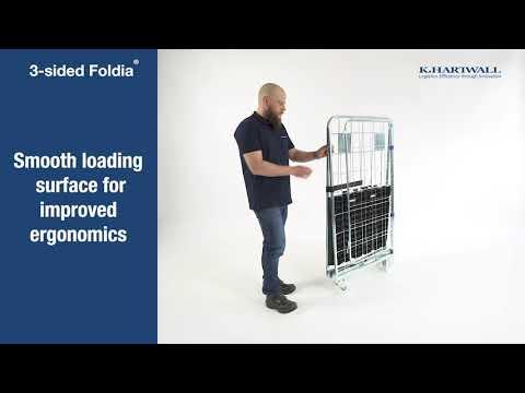 3-sided Foldia®