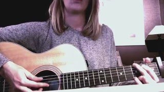 Run-Emma Bale/Lost Frequencies (Cover By Mathilde Hoslet)