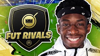 PLAYING FUT RIVALS FOR THE FIRST TIME!!!