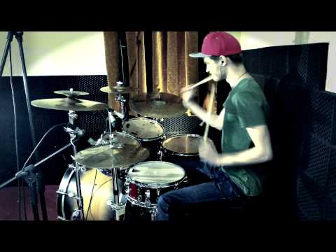 Linkin Park - Somewhere I Belong - drum cover