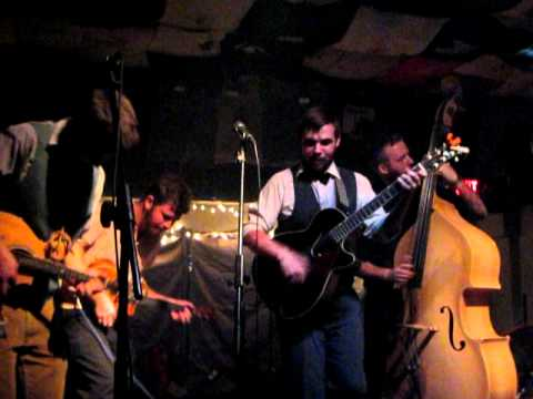 """The Armadillos CD Release Party """"Devil's Rag"""""""