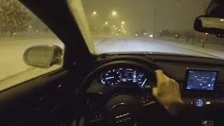 Miyagi - Колибри Audi S8 quattro Ночная езда