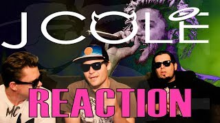 J. Cole   G.O.M.D. ( REACTION  REVIEW ) By Metal Cynics