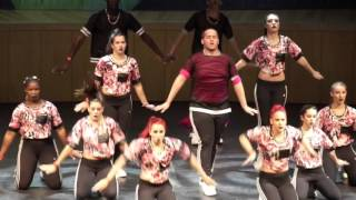 The Real Mafia | 1st Place Upper Division | World Of Dance Spain 2015 | #WODSPAIN2015