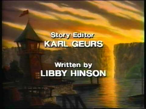 Closing To Disneys Talespin Volume 3