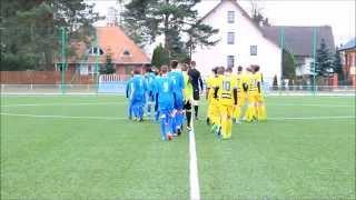 preview picture of video 'OTS Korona HiD Ostrołęka - Mazur Gostynin U-15'