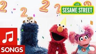 Sesame Street: Happy Birthday Song | 2 Years Old!