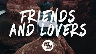 PLAYDED - Friends & Lovers (Lyrics) ft. Kait Weston