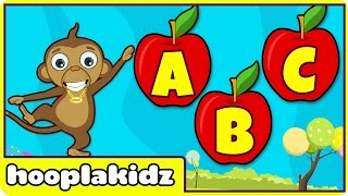ABC Song | Alphabet Song For Kids By HooplaKidz