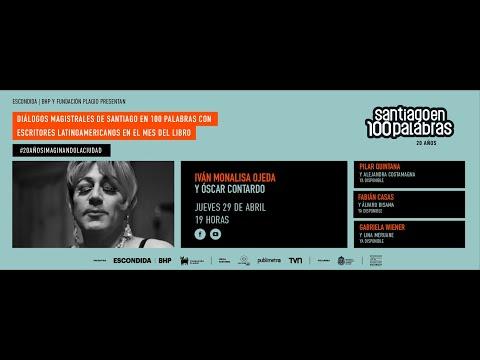 Diálogos magistrales: Iván Monalisa Ojeda y Óscar Contardo