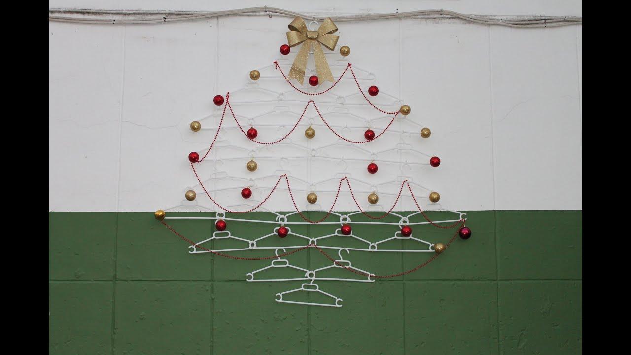Árbol de Navidad Bueno Bonito y Barato Hazlo en casa