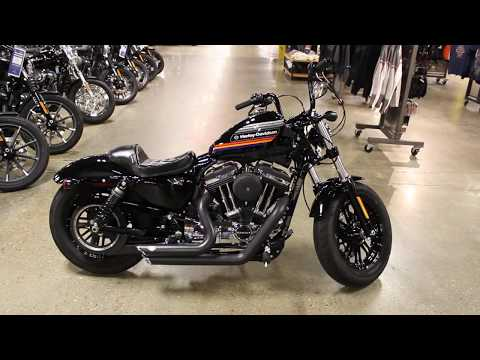 2019 Harley-Davidson Forty-Eight® Special in New London, Connecticut - Video 1