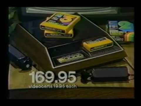 Fairchild Channel F Commercial [1976]