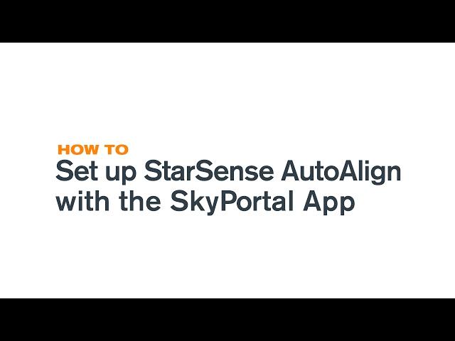 Celestron StarSense Complete System for Sky-Watcher