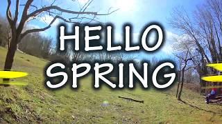 FPV-DIRK: HELLO SPRING (FPV-FREESYLE, RUNCAM SPLIT2, JELLO, TESTING)(1440p)
