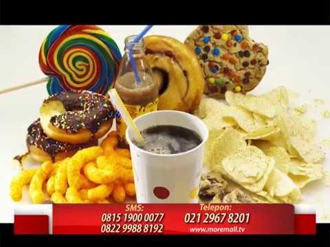 Diet untuk menghilangkan lemak perut dan menurunkan berat badan