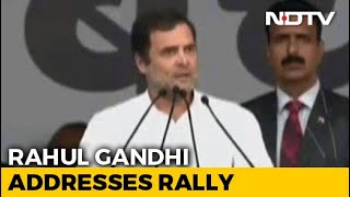 """Not Rahul Savarkar, Will Not Apologise For Speaking Truth"": Rahul Gandhi"