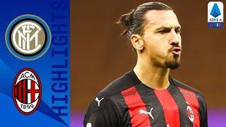 تحميل اغاني Inter 1-2 Milan | Zlatan Double Seals Derby! | Serie A TIM MP3