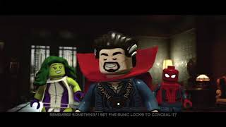 Lego Marvel Super Heroes 2: Level 8 - Rune to Maneuver
