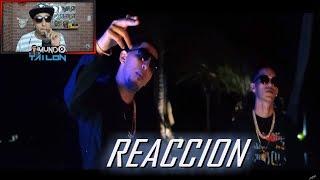 [Reaccion] Ele A El Dominio ft. Pusho - Lo Mismo (Official Video)