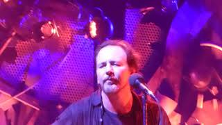"Pearl Jam - ""Man Of The Hour"" live @ O2 Arena Praha Czech Republic July 1st 2018"