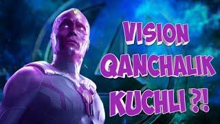 Vision ( Vijn ) qanchalik kuchli ?! #Qanchalik loyihasi ...