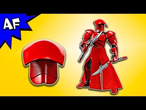 Vidéo LEGO Star Wars 75529 : Elite Praetorian Guard
