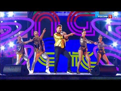 Сергей Лазарев - Лаки стрэнджер. Новая волна, 08.09.2017