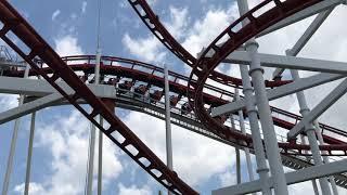 Sky Coaster At Dreamworld