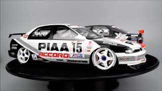 INNO Models Honda Accord #15 & #16 Japanese Touring Car