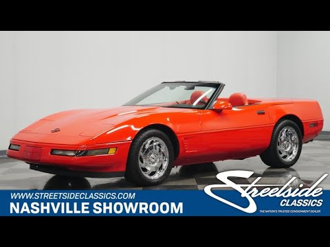 1995 Chevrolet Corvette (CC-1426973) for sale in Lavergne, Tennessee