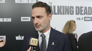 The Walking Dead: Heres What Happened To Rick Grimes In Andrew Lincolns Last Episode!
