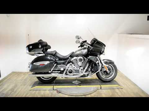 2017 Kawasaki Vulcan 1700 Voyager ABS in Wauconda, Illinois - Video 1