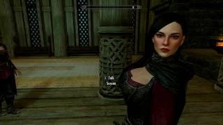 Skyrim (mods) - Gretel - Spotlight On: Realistic faces - Skyrim SE Character Overhaul - Part 2