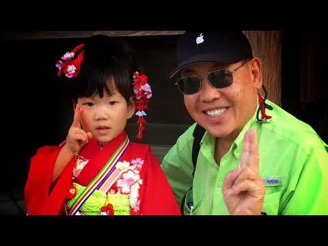 Lorrin Lee's Celebrity Millennium Asia Cruise