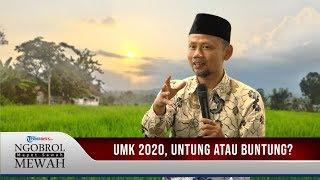 Ngobrol Mewah - UMK 2020 Untung atau Buntung? Bersama Asih Sunjoto (Anggota Komisi IV DPRD Solo)