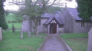 preview picture of video '15th Century Bryneglwys Church Yale University'