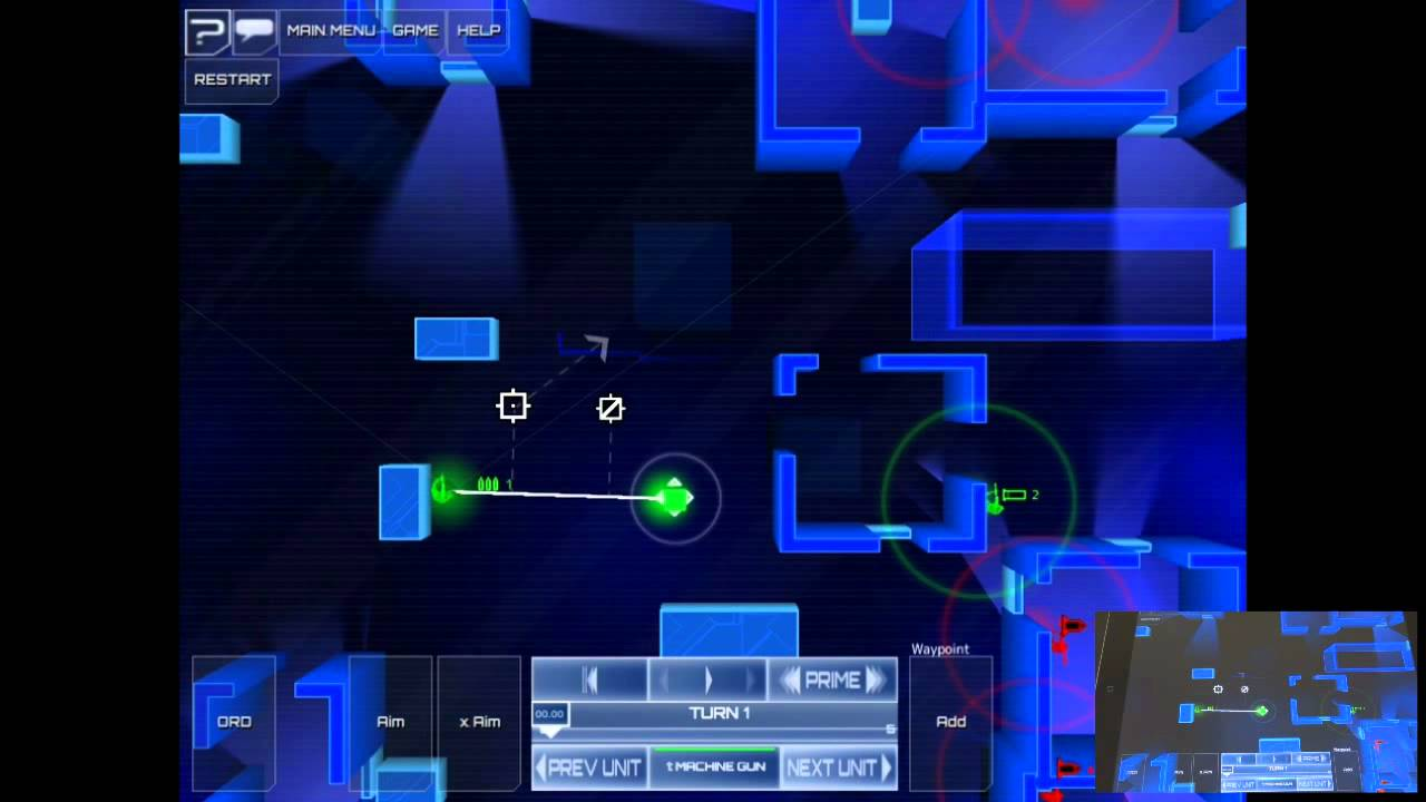 Frozen Synapse Looks Like It Was Born For The iPad