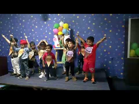 Ice-Cream Day Celebration Nursery class