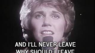 You Needed Me - Anne Murray - Karaoke - Original Footage