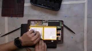 Acer A3 A40 Akku tauschen